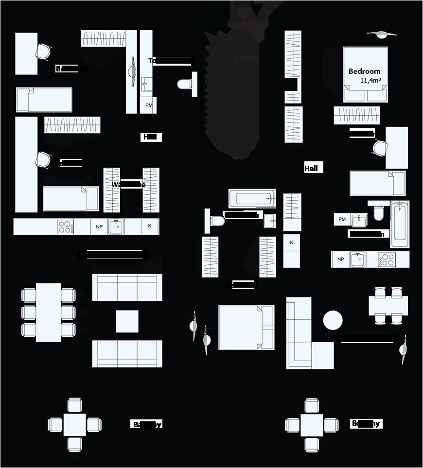 Elsa maja - Floor - 1