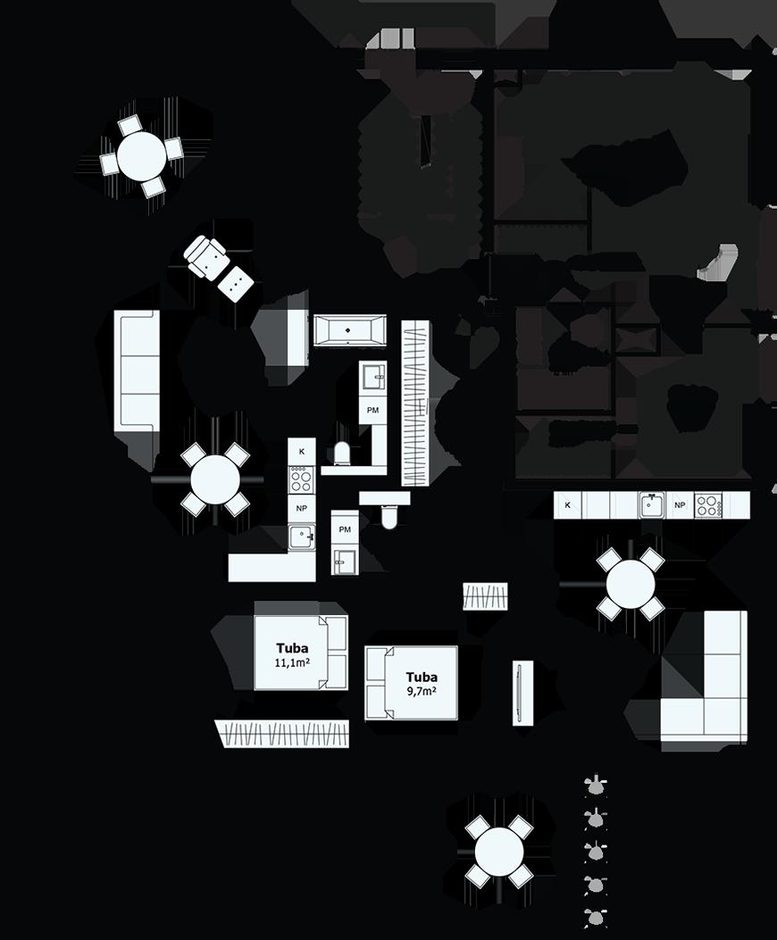 Karli maja - Korrus - 3